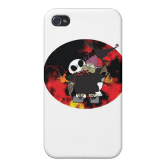 Zombee bites that old, fat hag iPhone 4/4S covers