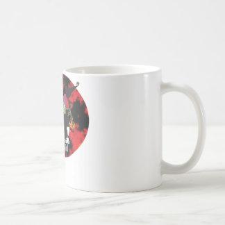 Zombee bites that old, fat hag mug