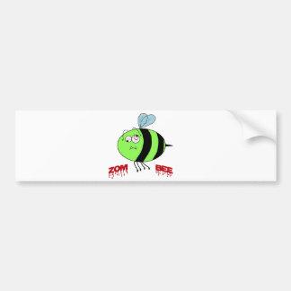 ZomBee Bumper Sticker