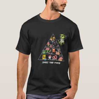 Zombee Food Pyramid T-Shirt