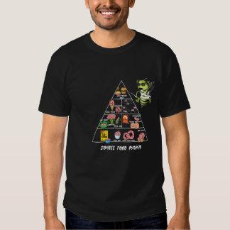 Zombee Food Pyramid Tee Shirt