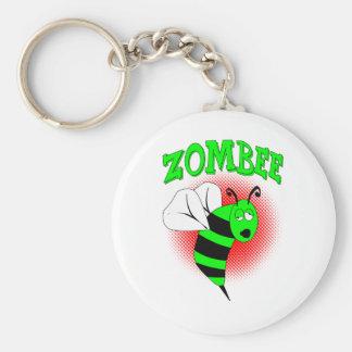 Zombee Key Chains
