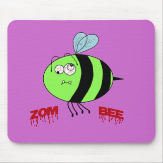 ZomBee Mouse Pad