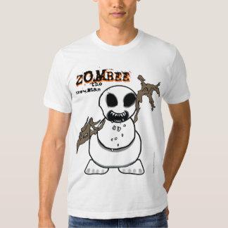 Zombee Snow Days Killer T-shirt