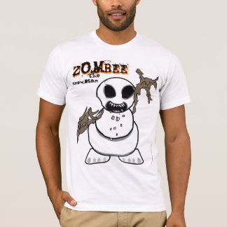 Zombee Snow Days Killer T-Shirt
