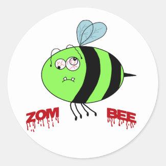 ZomBee Sticker