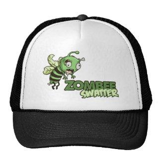 Zombee Swatter Trucker Hat