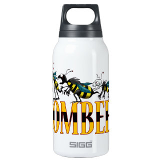 ZOMBEES 0.3 LITRE INSULATED SIGG THERMOS WATER BOTTLE