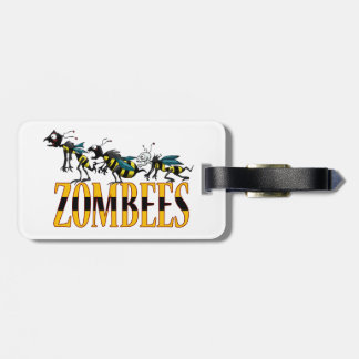 ZOMBEES TAGS FOR BAGS