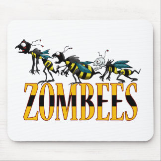 ZOMBEES MOUSE PAD