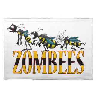 ZOMBEES PLACE MATS