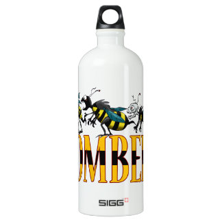 ZOMBEES SIGG TRAVELLER 1.0L WATER BOTTLE