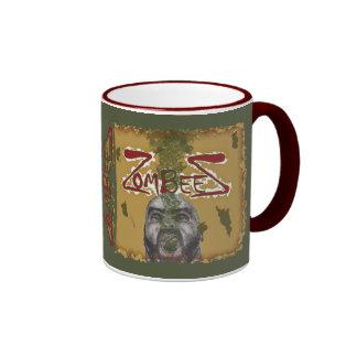 ZomBeeZ Ringer Mug