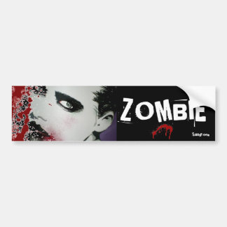 Zombie 1 Bumper Sticker