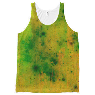 Zombie All-Over Print Singlet