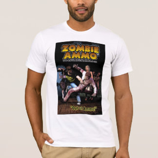 """Zombie Ammo™ """"Out of Ammo!"""" T-Shirt"""