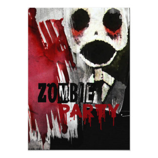 Zombie Apocalypse Card