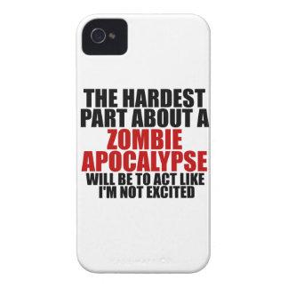 Zombie Apocalypse Case-Mate iPhone 4 Cases