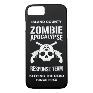 Zombie Apocalypse iPhone 7 Case