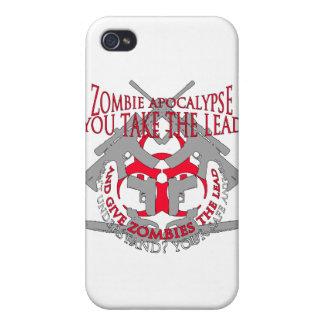 Zombie Apocalypse iPhone 4 Cases