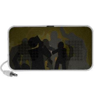 Zombie Apocalypse Speaker System