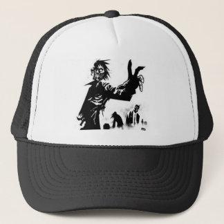 Zombie Apocalypse Trucker Hat