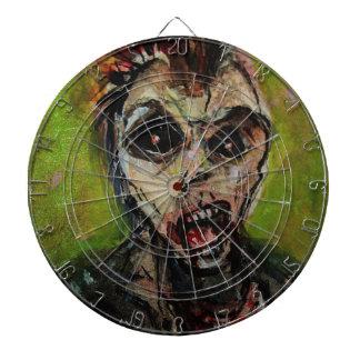 Zombie Apocolypse Art Dartboard
