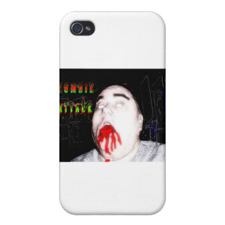 ZOMBIE ATTACK II iPhone 4 COVER