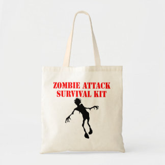 """ZOMBIE ATTACK SURVIVAL KIT"" Bag"