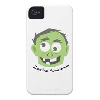 Zombie Awareness Case-Mate iPhone 4 Cases