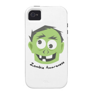 Zombie Awareness iPhone 4/4S Covers