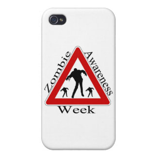 zombie awareness week cases for iPhone 4