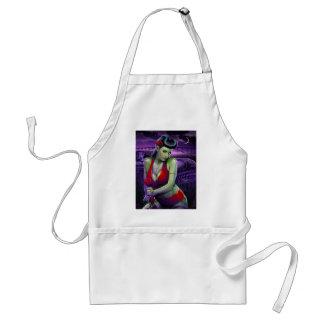 zombie babe standard apron