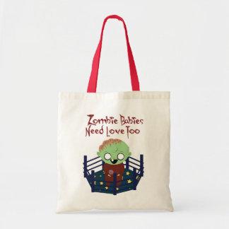 Zombie Babies Need Love Tote