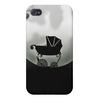 zombie baby iPhone 4 cases
