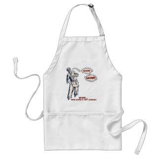 Zombie - Bacon Standard Apron