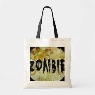 Zombie Canvas Bags