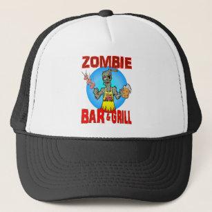 665d493094e0 Zombie Bar & Grill Trucker Hat