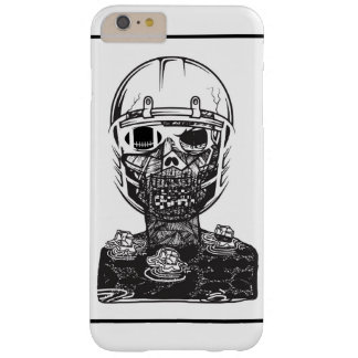 zombie barely there iPhone 6 plus case
