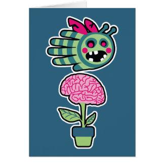 Zombie Bee Zombee card