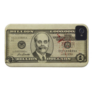 Zombie Billions Banknote Case iPhone 4 Cases