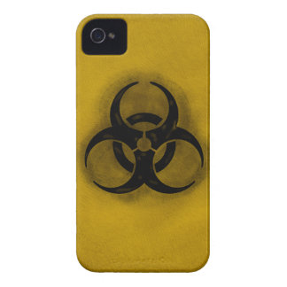 Zombie Biohazard Blackberry Case