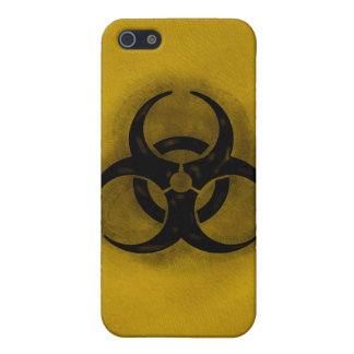 Zombie Biohazard iPhone Case iPhone 5/5S Cases