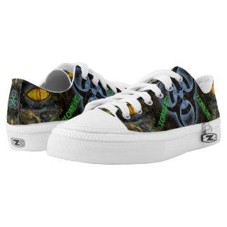 Zombie Biohazard Shoes