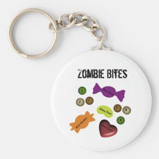 Zombie Bites Keychain