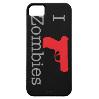 Zombie Black ID Barely There iPhone 5 Case