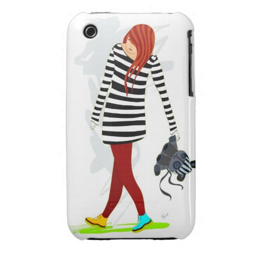 Zombie Bliss iPhone 3 Case-Mate Case
