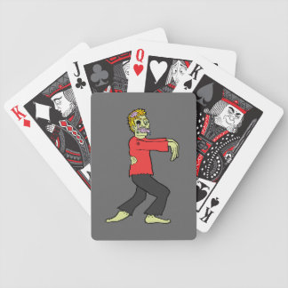 Zombie - Book of Monsters Bicycle Playing Cards