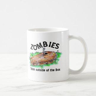 Zombie Box Coffee Mug