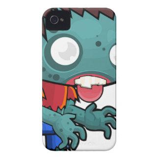 Zombie Boy Comic iPhone 4 Case-Mate Case